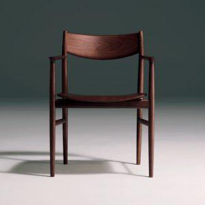 實木傢俱尺寸 日本CONDE HOUSE KAMUY Armchair扶手椅