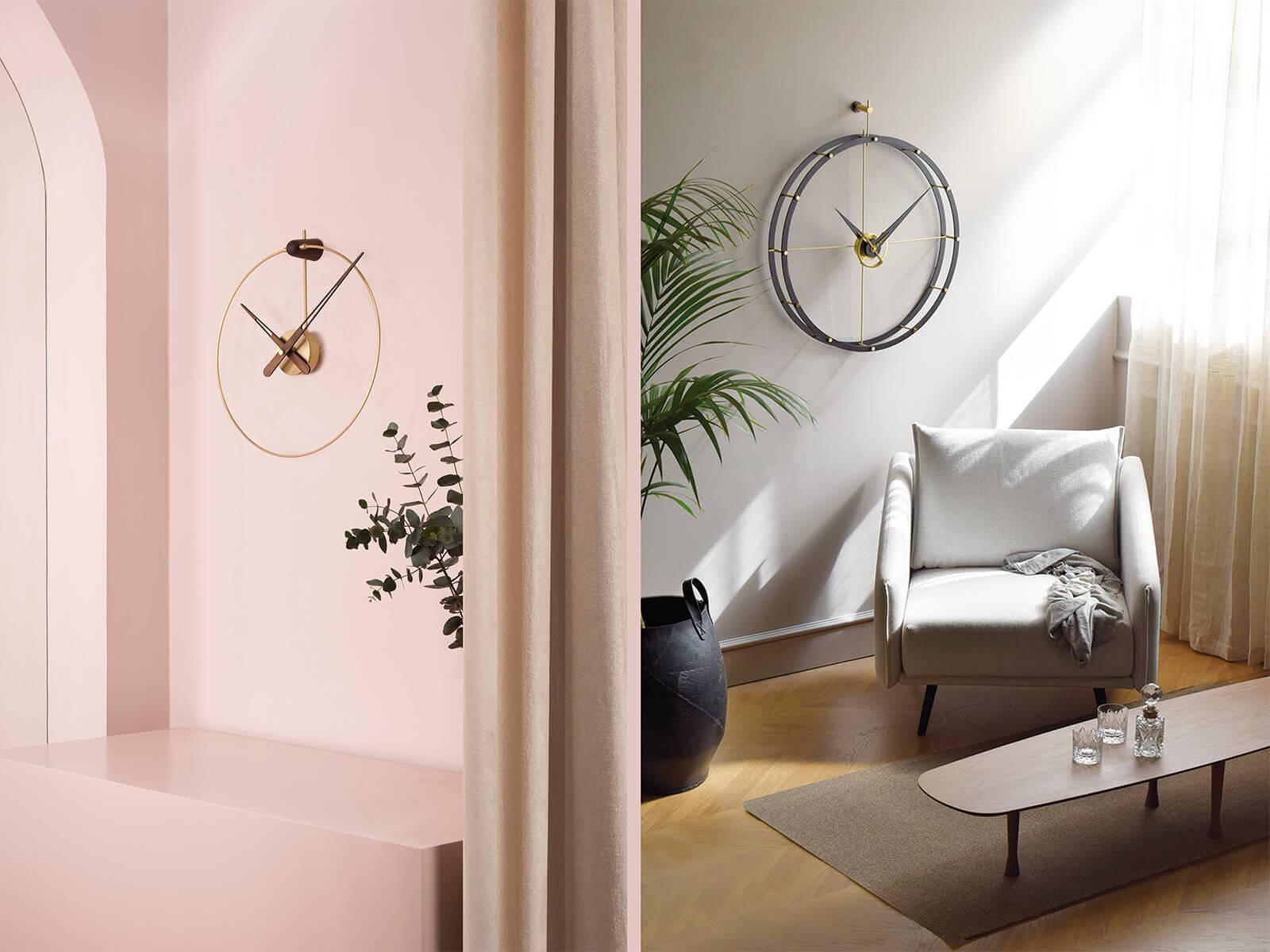 nomon 西班牙進口品牌 手工時鐘掛鐘MCANG MICRO ANDA-clocks