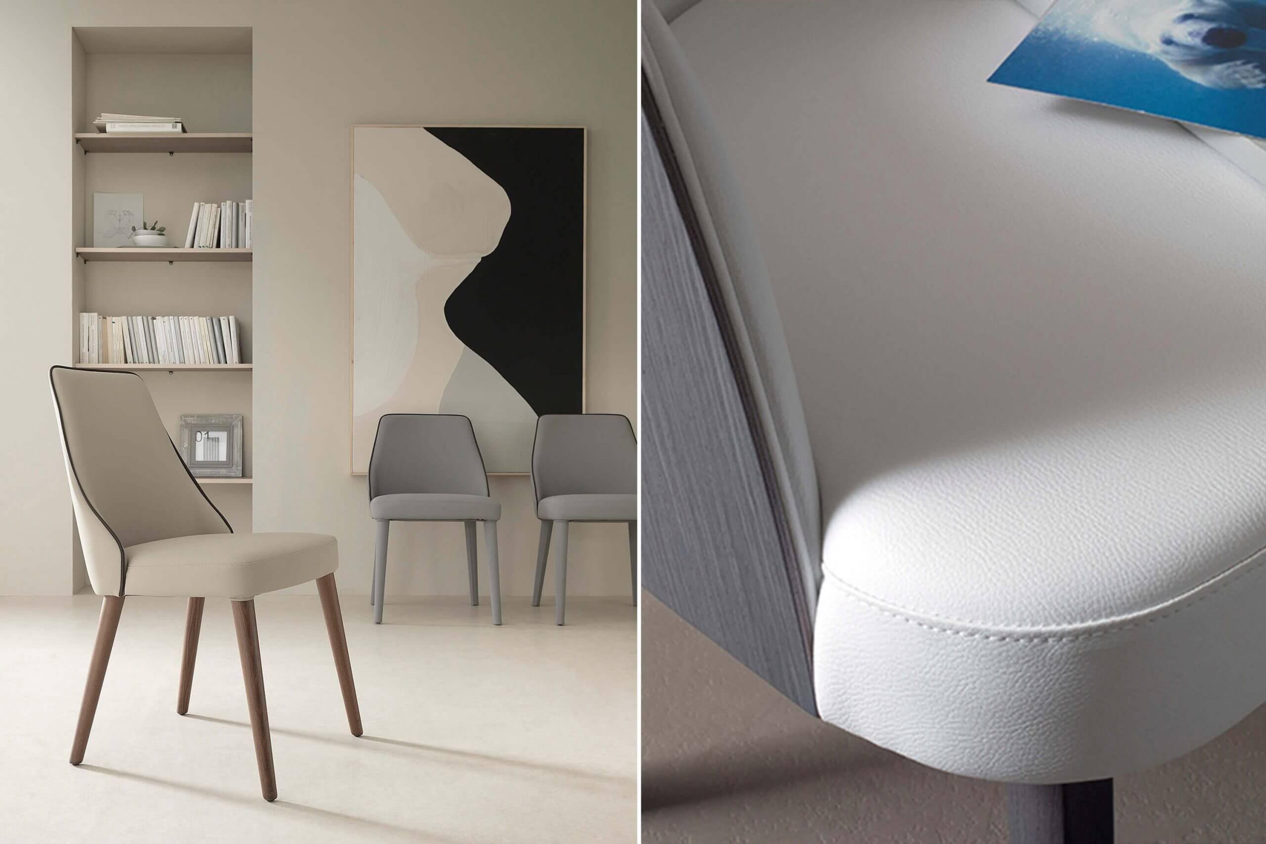 義大利現代單椅
