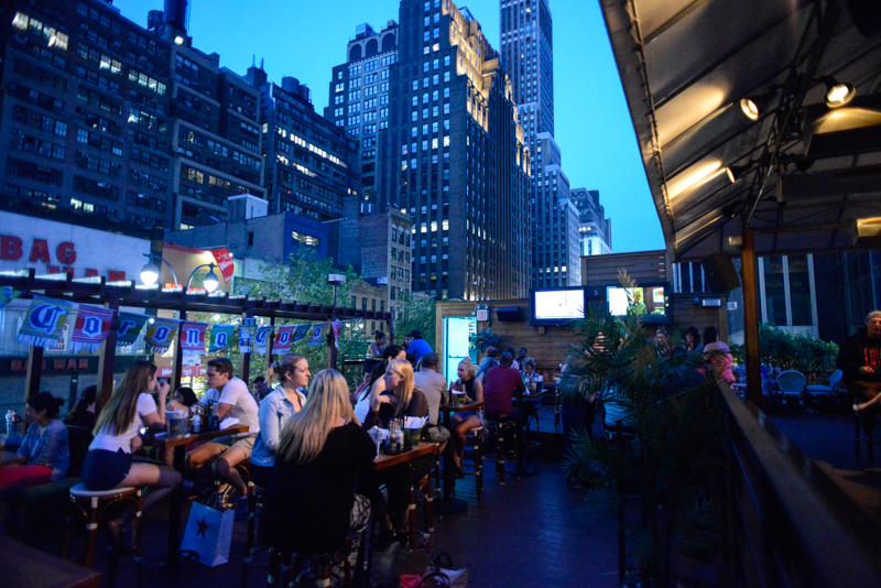 Lucys Cantina Royale A rooftop Bar in New York