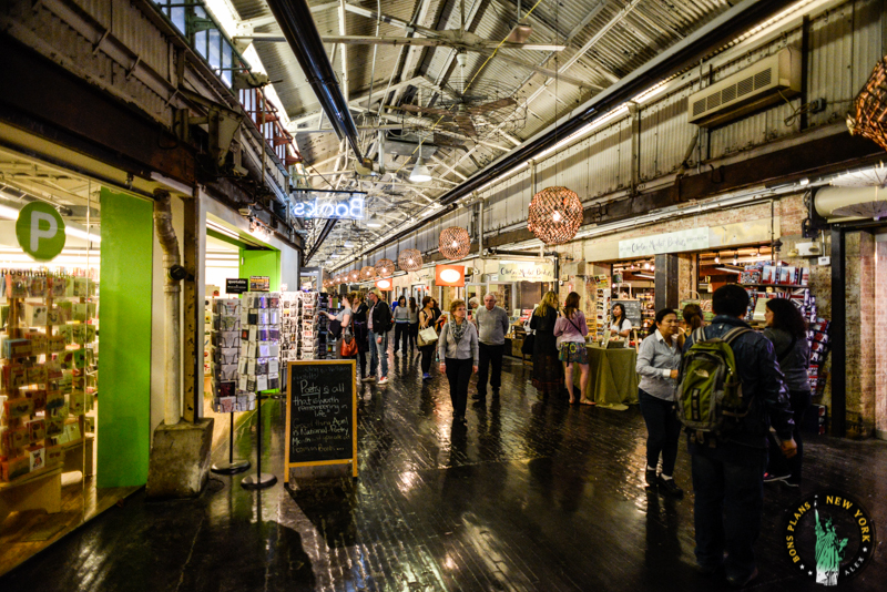 Chelsea Market a mustsee place in New York