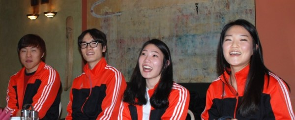 Taekwondo Peace Corps