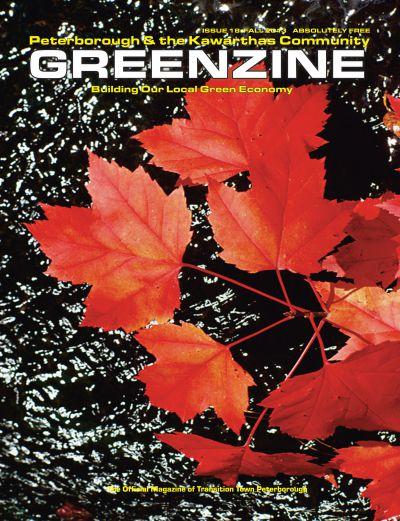 GREENZINE FALL 2013