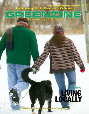 Winter Greenzine 2015