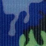 Comouflage Blue 28mm