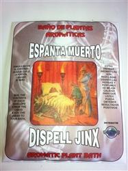 AROMATIC PLANT BATH  BANO DE PLANTAS  DISPELL JINX
