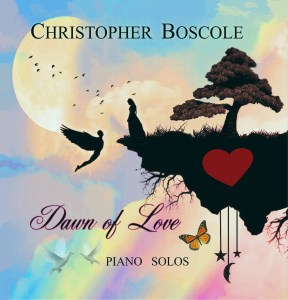 Dawn of Love Cover christopher boscole