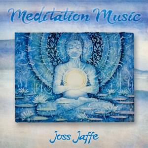 FrontCover_square JOSS JAFFE MEDITATION MUSIC CD COVER