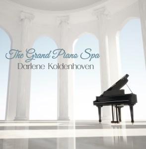 The Grand Piano Spa ALBUM COVER