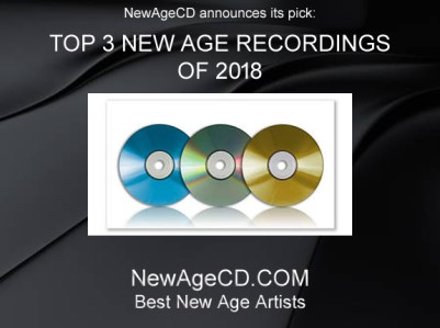 best new age recordings of 2018