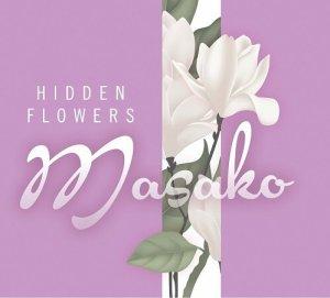 jacket-500 MASAKO HIDDEN FLOWERS
