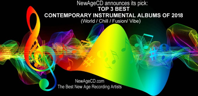 new age cd-2_ top 3 contemporary world chill vibe albums 2018 copy