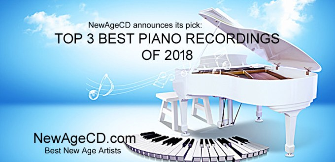 new age cd best solo piano top 3 2018