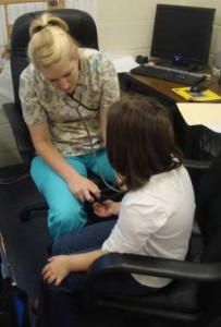 PartTime Nurse Funded Through Bower School Health Network Grant  NA Schools News  Resources
