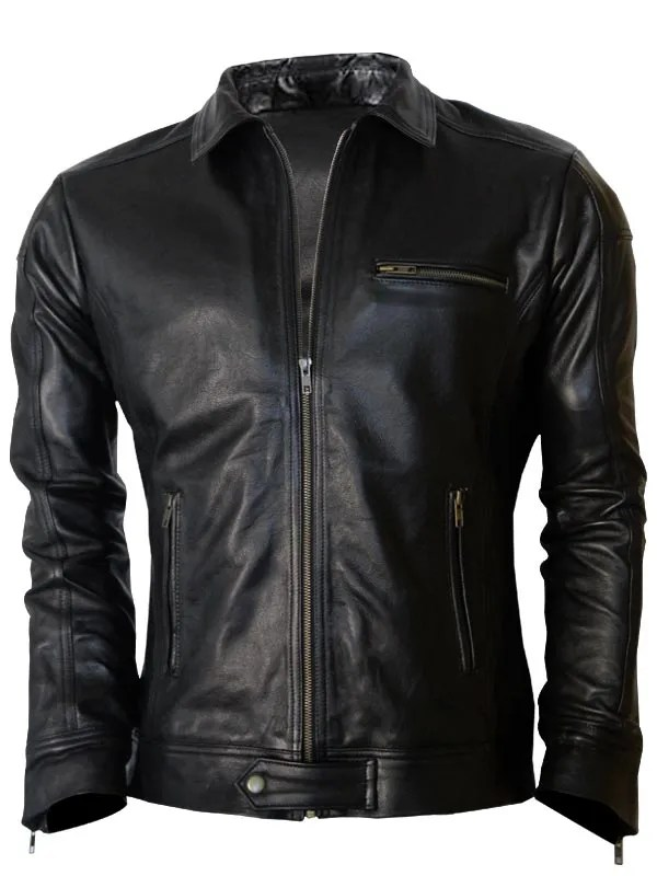 Need For Speed Jacket Aaron Paul Leather Jacket