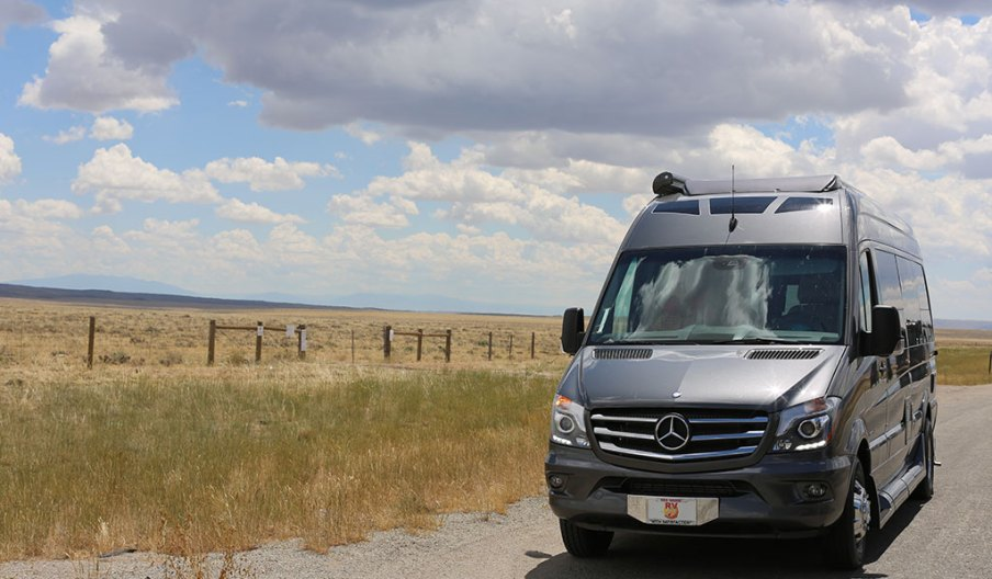 The Epic Van – New American Nomads
