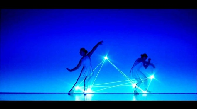 Pleiades by Enra – motion graphics performing arts –