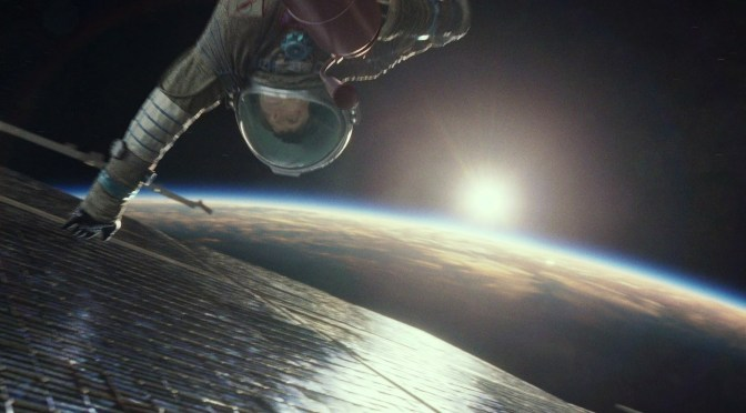 Gravity by Alfonso Cuarón