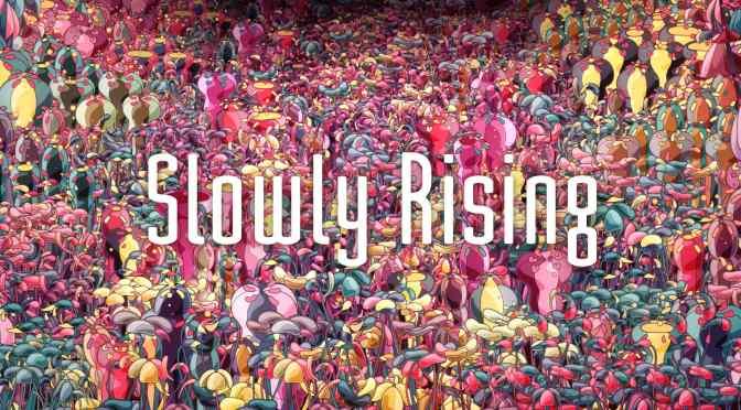 Slowly Rising by Hideki Inaba