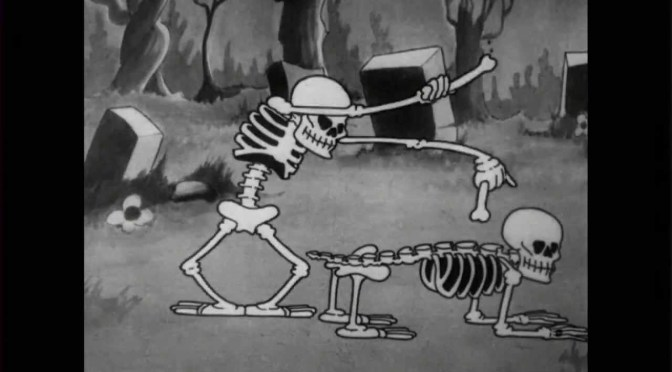 The Skeleton Dance by Ub Iwerks