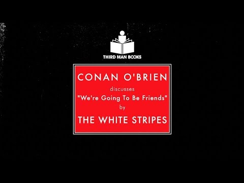 Conan O'Brien Remembers The White Stripes by the Moth team