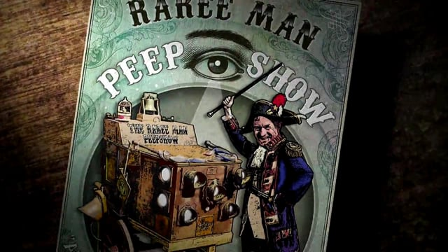 The Raree Man's Peepshow