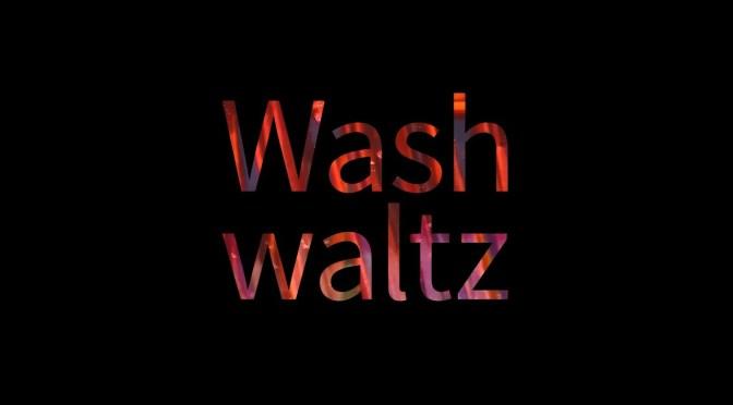 Wash Waltz by Wim Goossens