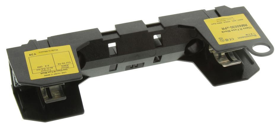 hight resolution of rm60030 1pr fuseholder fuse block