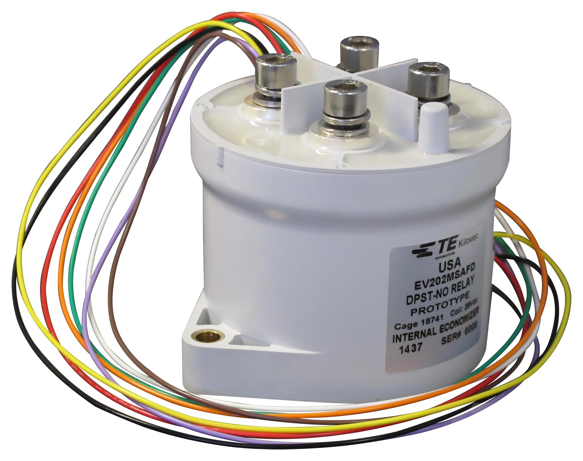 hight resolution of ev202avand contactor