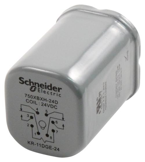 small resolution of 750xbxh 24d schneider electric legacy relay power relay dpdt 24 vdc