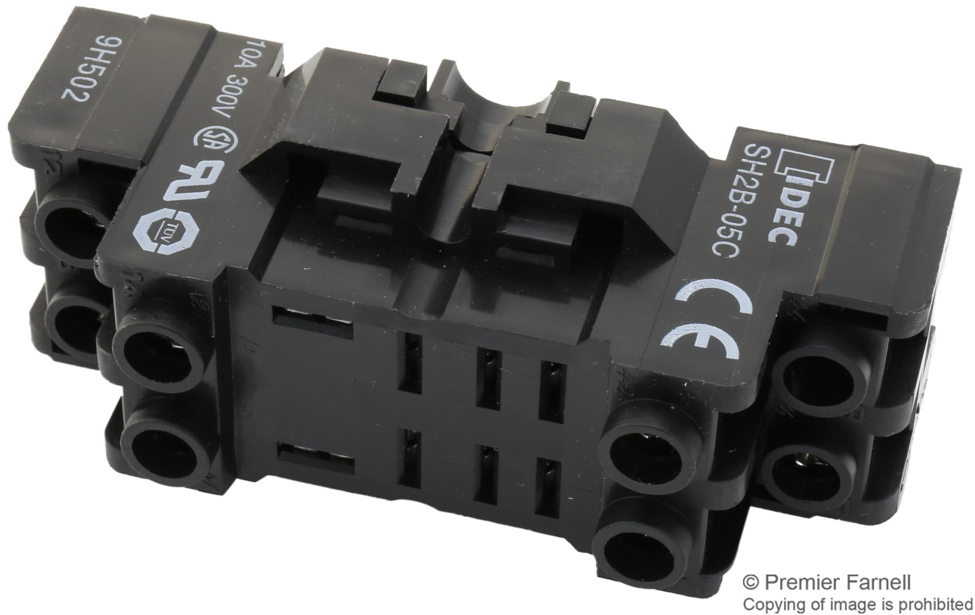 hight resolution of sh2b 05c relay socket