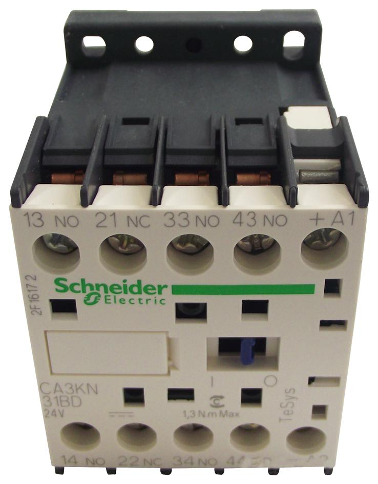 medium resolution of ca3kn31bd contactor