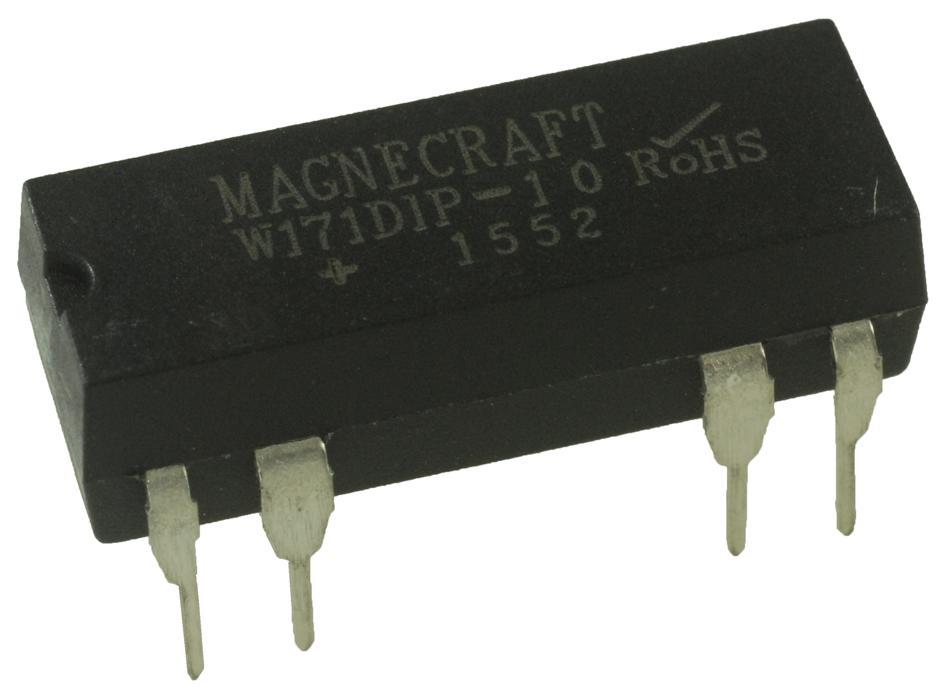 medium resolution of w171dip 10 reed relay