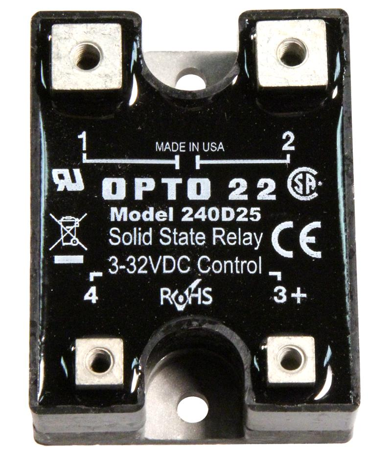 medium resolution of 240d25 opto 22 solid state relay 25 a 280 vac opto 22 ssr wiring diagram