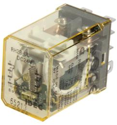 rh2b uldc24v power relay dpdt  [ 1753 x 1796 Pixel ]
