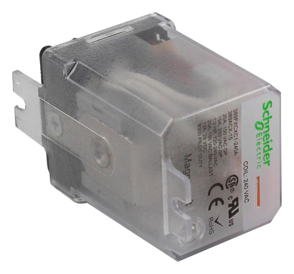 medium resolution of 389fxcxc 24d schneider electric legacy relay power relay 3pdt magnecraft relay wiring diagram