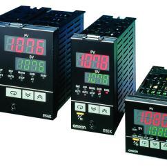 Omron Temperature Controller Wiring Diagram Vlan Design E5ck Aa1 500 Industrial Automation Process