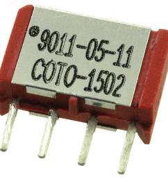 9011 05 11 reed relay  [ 2000 x 1767 Pixel ]