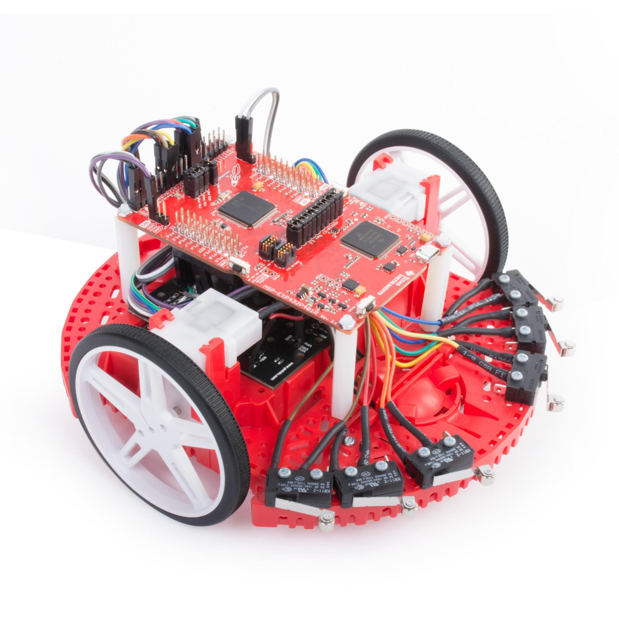 hight resolution of robot basic kit