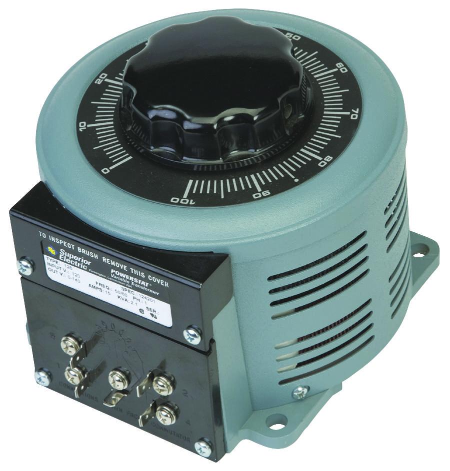medium resolution of 136b superior electric variable transformer 120 vac 22 a136b variable transformer