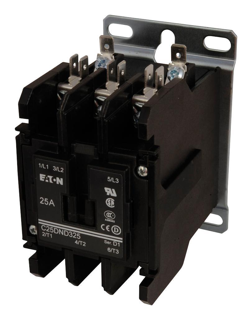 medium resolution of c25dnd325b contactor