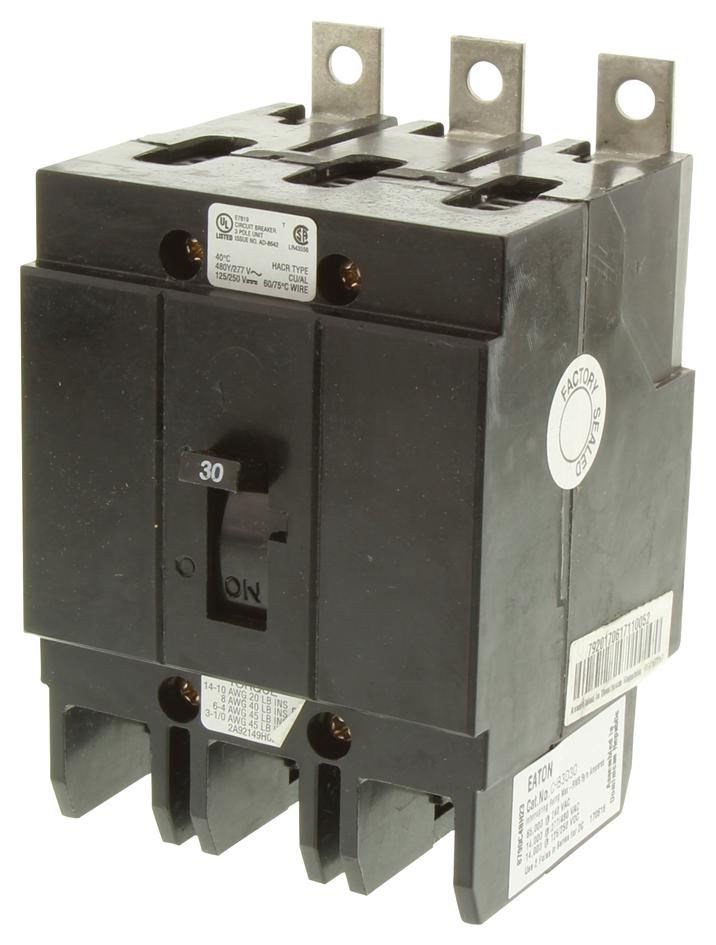 hight resolution of ghb3030 thermal magnetic circuit breaker