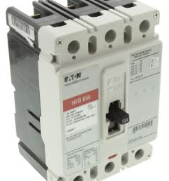 hfd3100 eaton cutler hammer thermal magnetic circuit breaker hfd series 100 a [ 1524 x 2000 Pixel ]