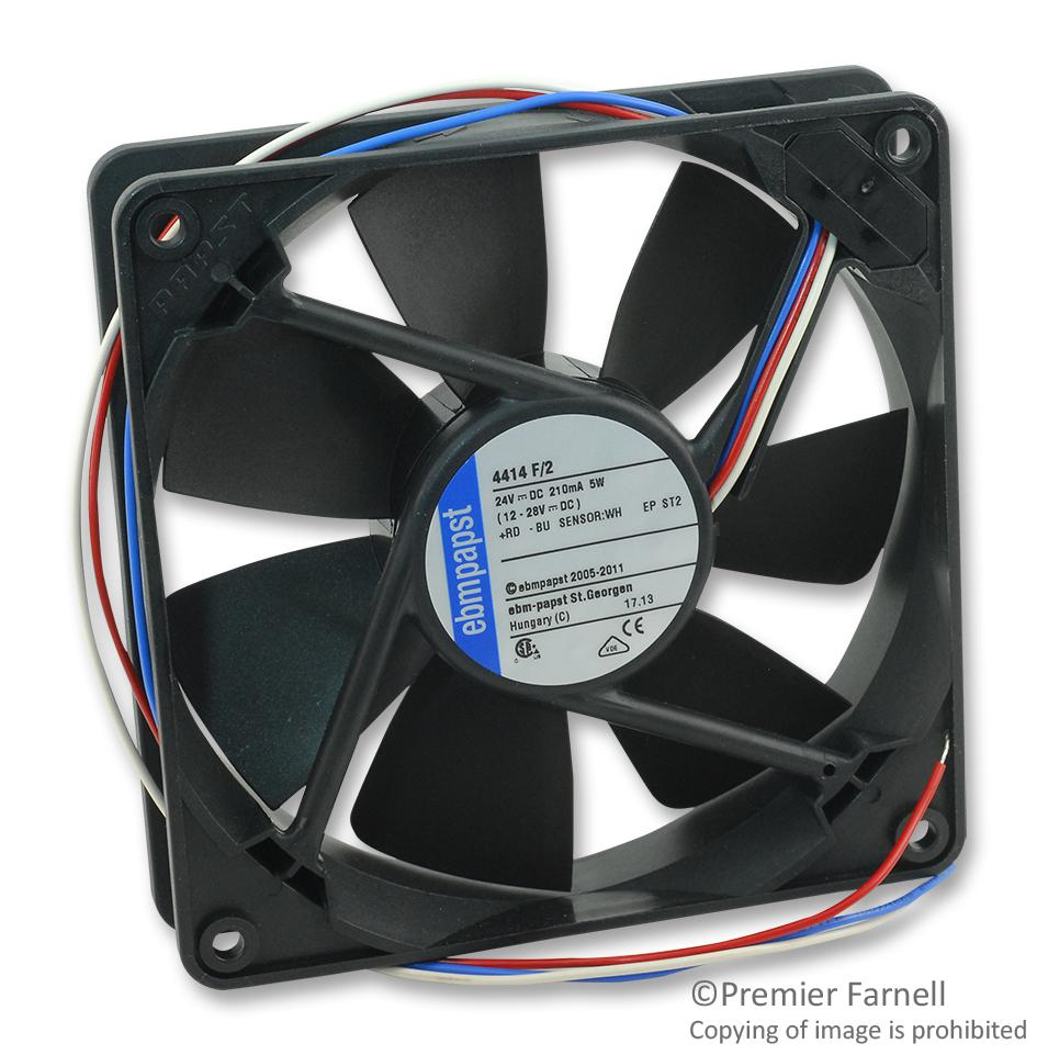hight resolution of 4414f 2 ebm papst axial fan 4400f series 24 v ebm papst fans distributors wiring diagram