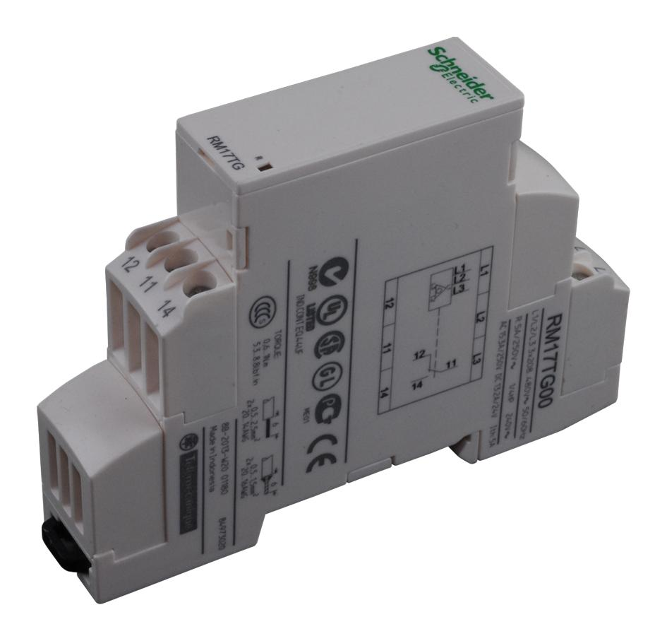 Electric Relay Failure