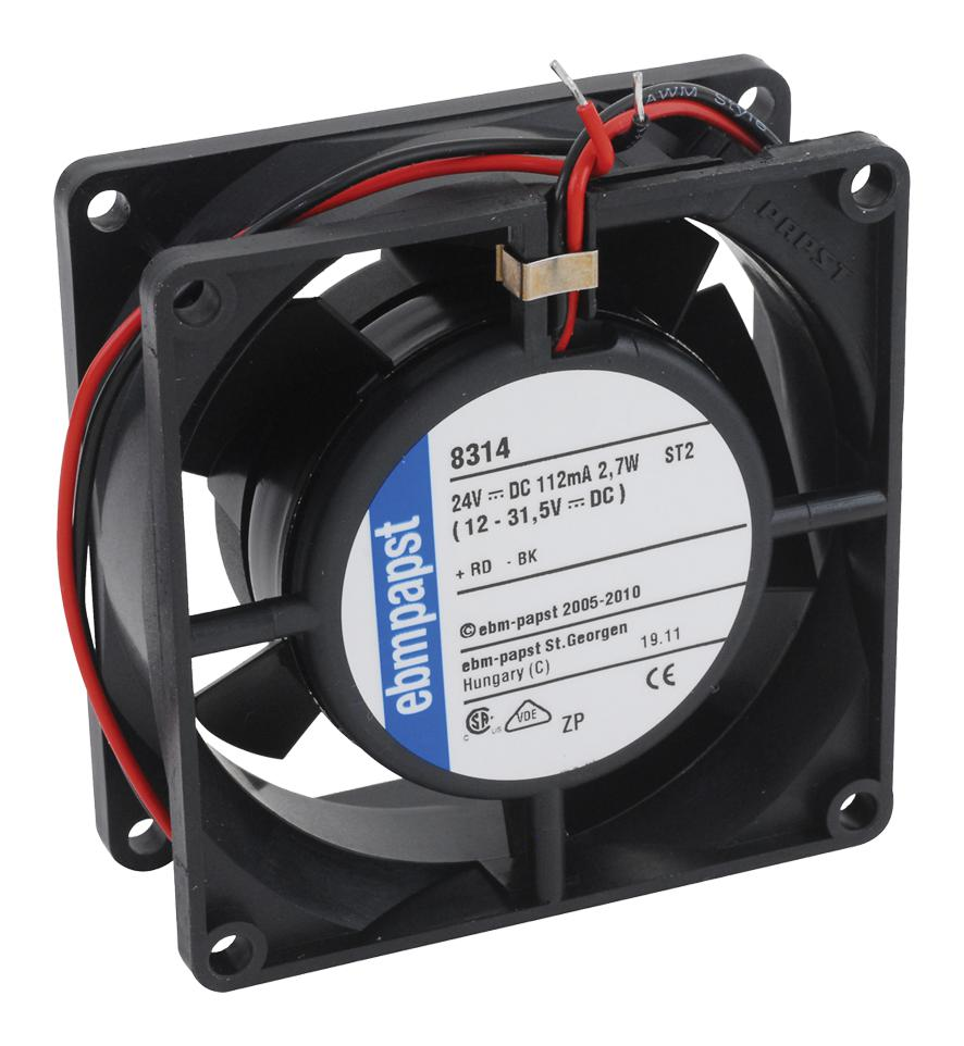 hight resolution of 8314 axial fan
