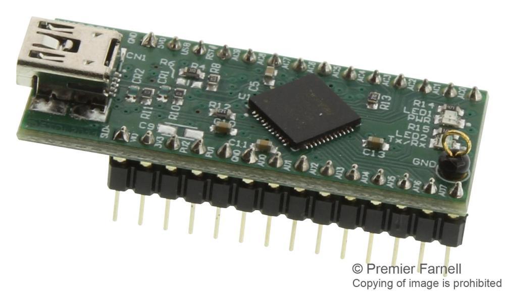 medium resolution of um232h adapter board ftdi chip