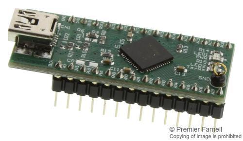small resolution of um232h adapter board ftdi chip