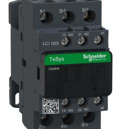 lc1d25m7 schneider electric contactor 25 a din rail contactor wiring iec contactors and auxiliary contact blocks wire ai [ 1968 x 1775 Pixel ]