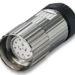 Kubler Encoder Wiring Diagram Honda Zoomer 8 0000 5012 Kuebler Connector 12pin For 58